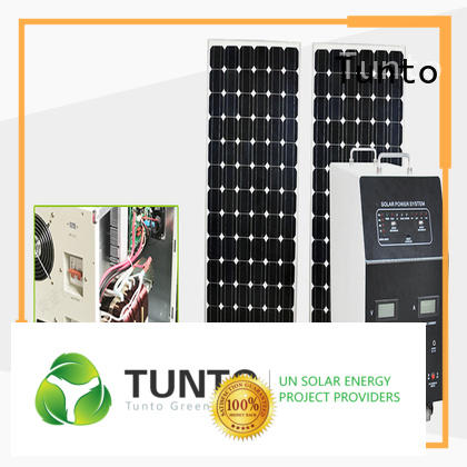 off grid power systems customized for outdoor Tunto