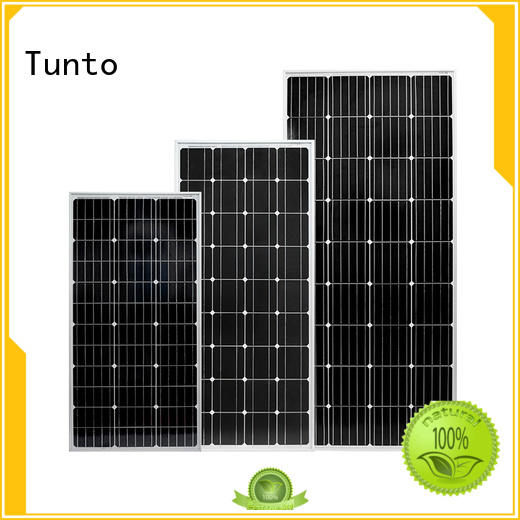 Tunto 80w best off grid solar system supplier for street lamp