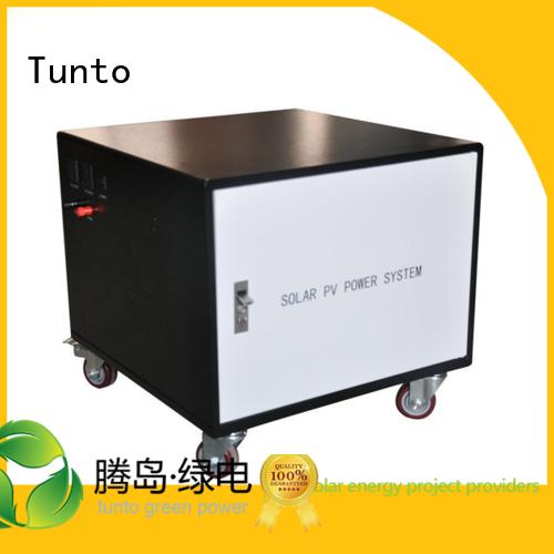 Custom solar mini polycrystalline solar panel Tunto generator