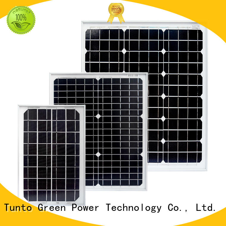 150w monocrystalline solar panel personalized for farm