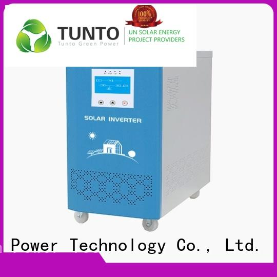 Tunto 500w portable solar power generator customized for outdoor