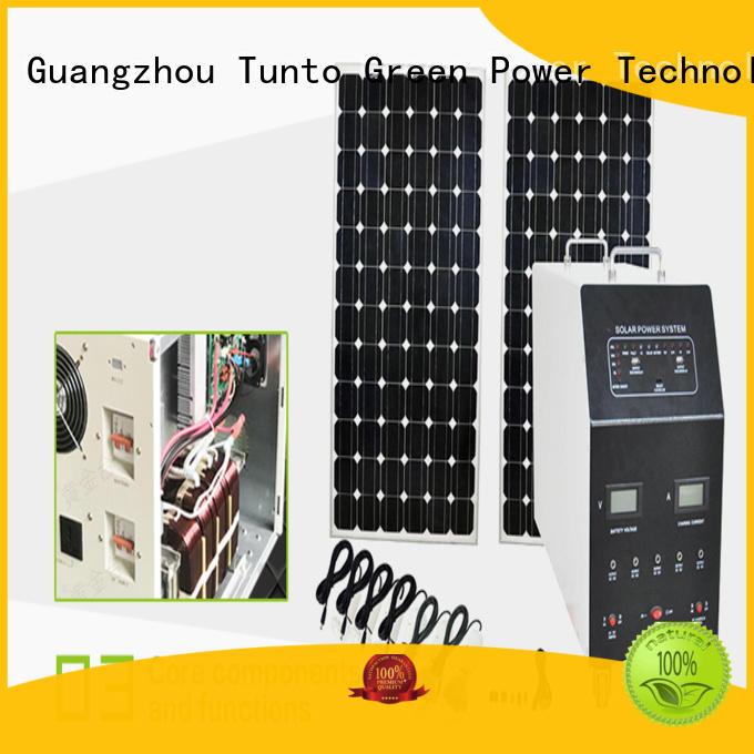 Tunto 8000w polycrystalline solar panel series for outdoor