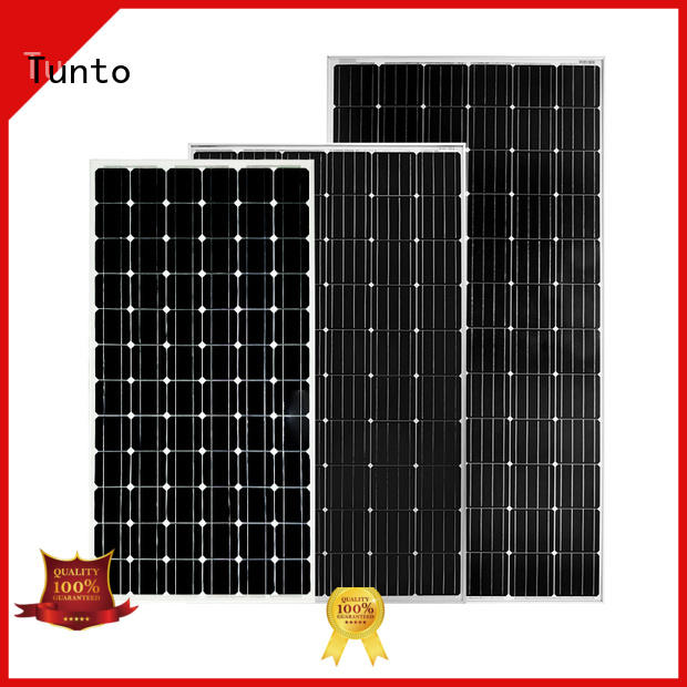Tunto durable off grid solar panel system supplier for solar plant