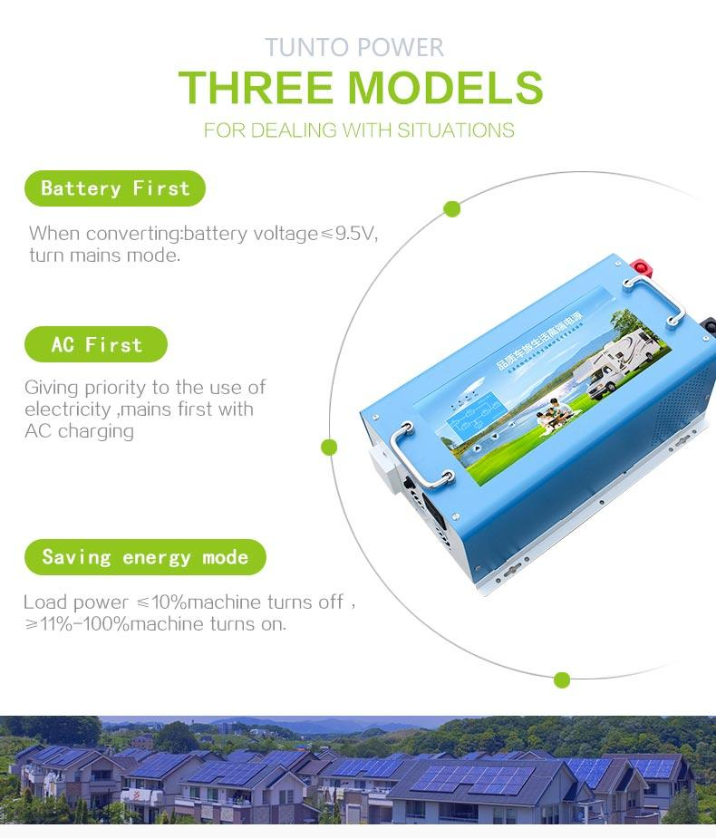 Tunto solar inverter system wholesale for lights-3