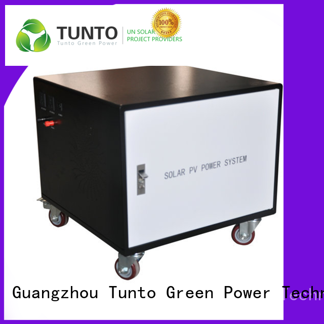 durable discount solar panels series for plaza Tunto