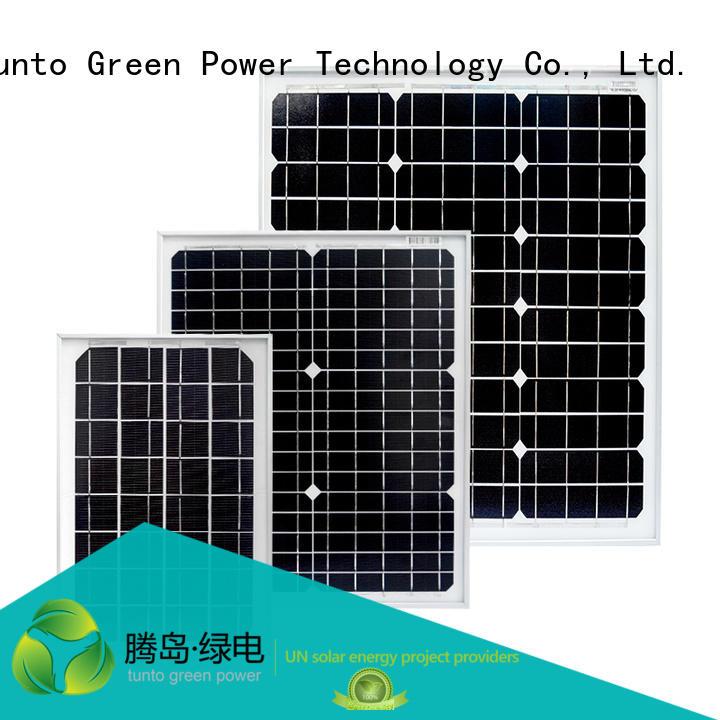 Hot module discount solar panels solar Tunto Brand