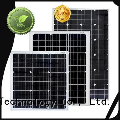 Tunto 50w polycrystalline solar panel wholesale for street lamp