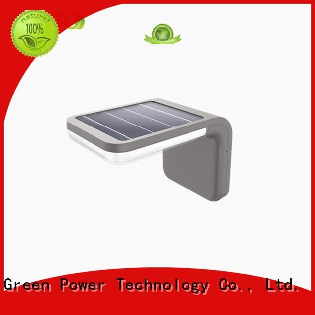 Tunto solar outside lights with sensor factory for outdoor