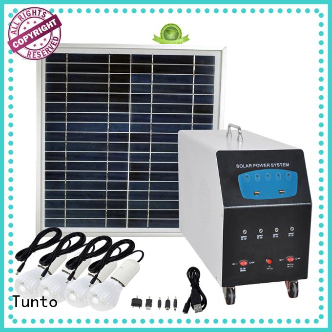 mini off grid solar panel kits manufacturer for road