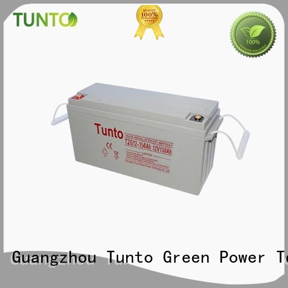 Tunto bright solar lights directly sale for household