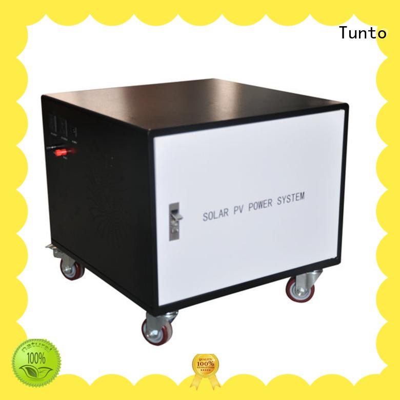 Tunto portable 300 watt monocrystalline solar panel customized for outdoor