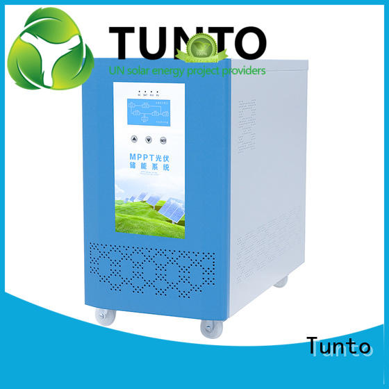 Tunto off grid solar inverter personalized for car