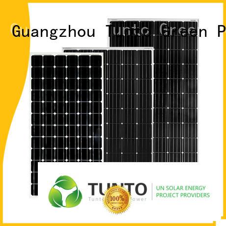 Tunto polycrystalline polycrystalline solar panel 80w for farm