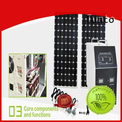 Tunto 3000w polycrystalline solar panel directly sale for outdoor