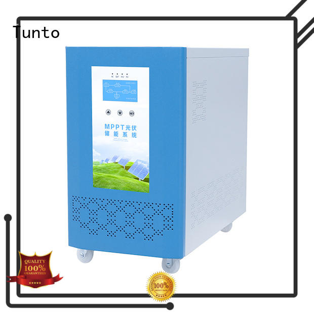 pure solar inverter system factory price for car