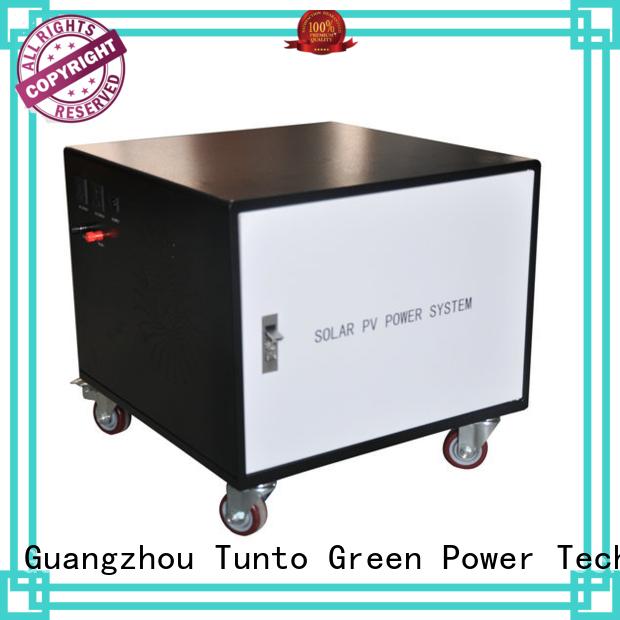Tunto mini inverter solar cell 8000w for outdoor