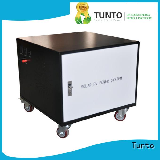 Tunto durable polycrystalline solar panel 3kw for outdoor