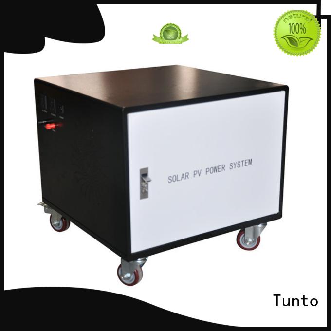 3000w best solar generator manufacturer for street