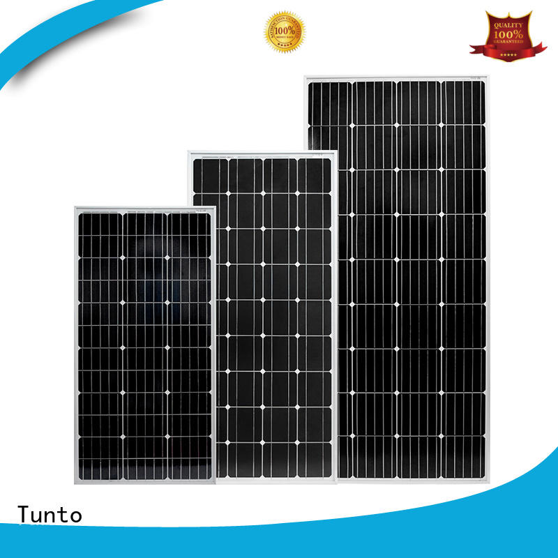 Tunto 150w polycrystalline solar panel personalized for household