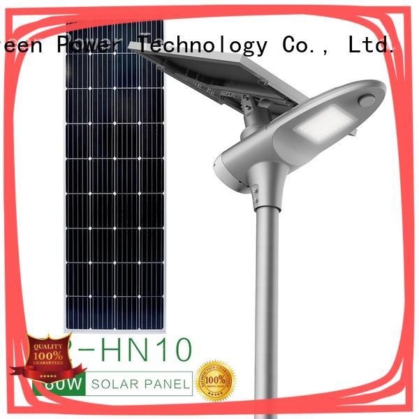 Tunto quality solar street light price list personalized for plaza