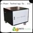 Tunto solar generator kit series for plaza