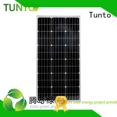 panel module poly discount solar panels Tunto Brand