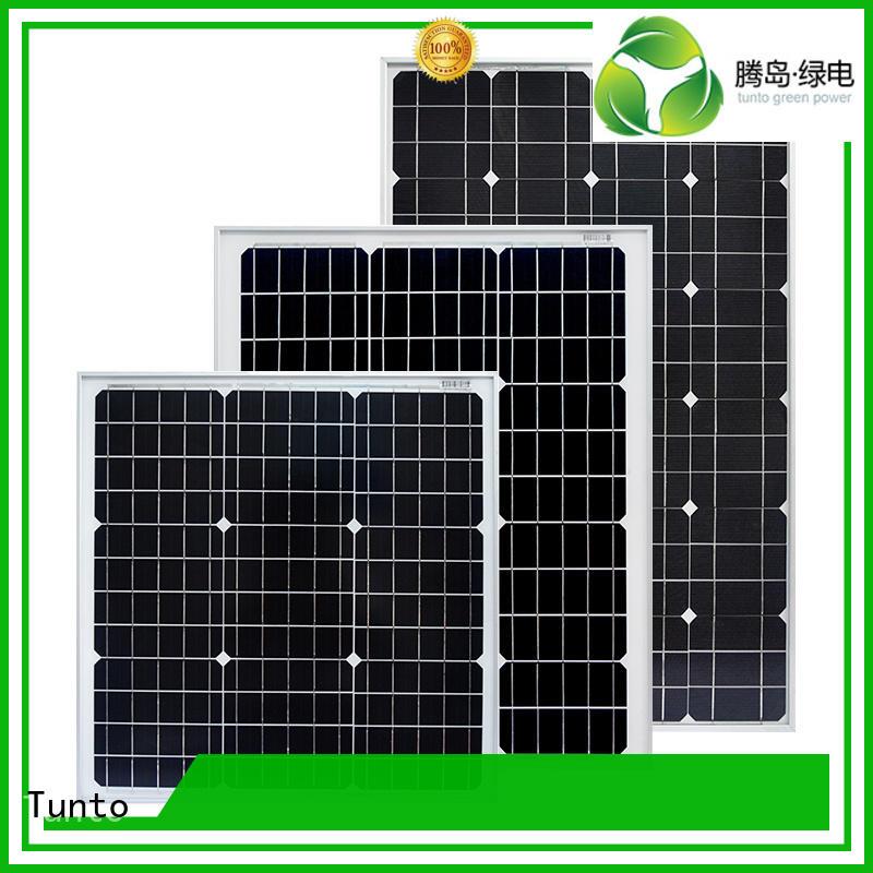 panel module Tunto Brand polycrystalline solar panel