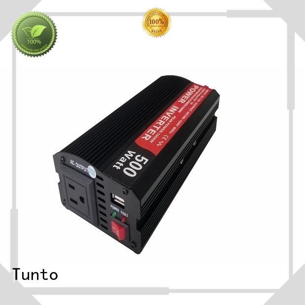 Tunto hybrid solar inverter wholesale for lights