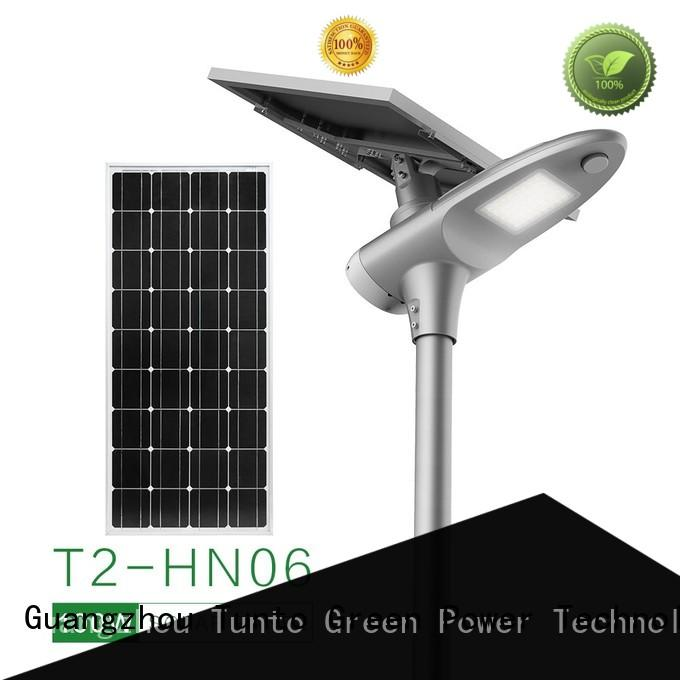 60w solar powered street lights personalized for outdoor