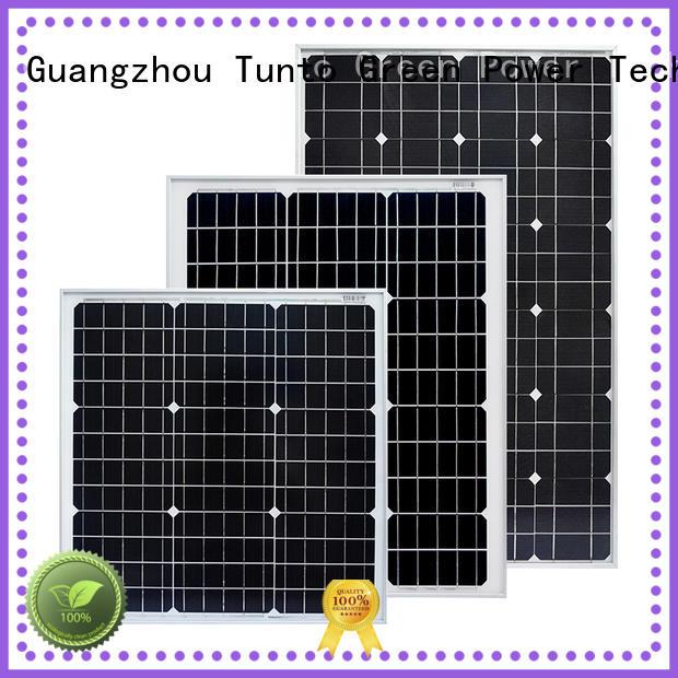 Tunto Brand solar poly polycrystalline solar panel manufacture