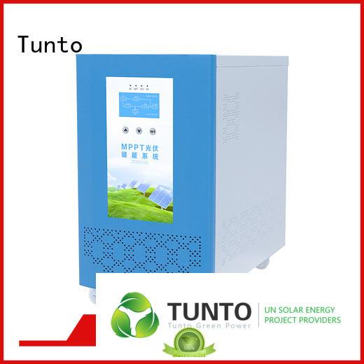 Tunto carborne hybrid solar inverter wholesale for car