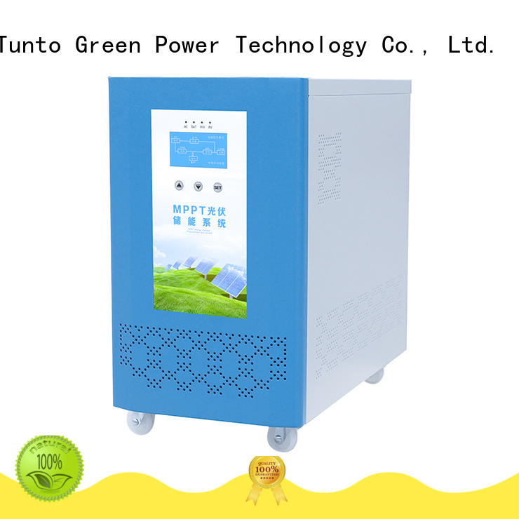 builtin inverter solar cell supplier for lights Tunto