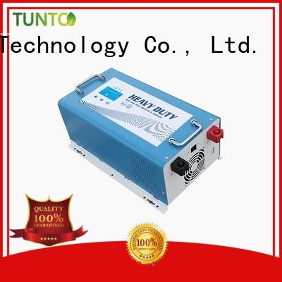 Tunto carborne off grid solar inverter wholesale for lights