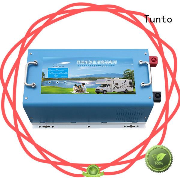 Tunto pure hybrid solar inverter personalized for lamp