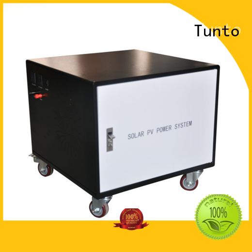 solar panel inverter cost for street Tunto