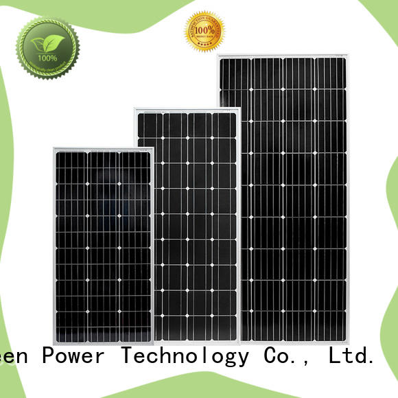 Tunto 60w monocrystalline solar panel factory price for solar plant
