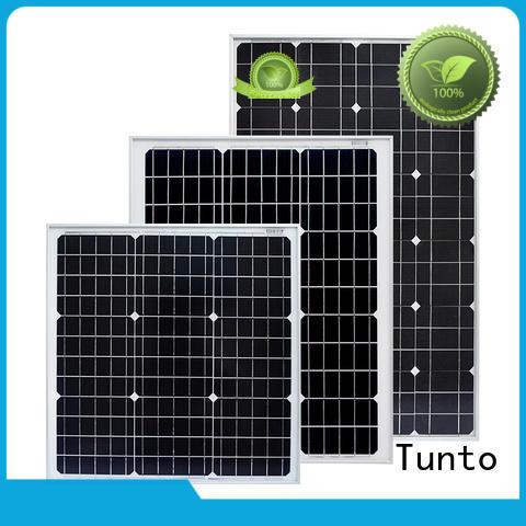Tunto panel10w off grid solar panel kits module for farm