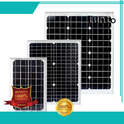 Tunto 100w monocrystalline solar panel wholesale for solar plant