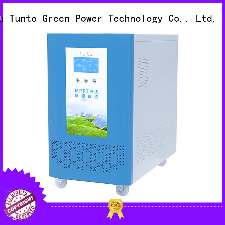 solar panel power inverter personalized for lamp Tunto