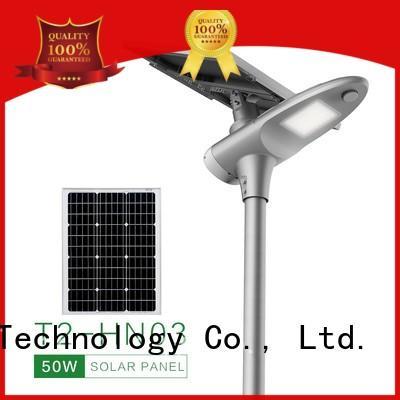 Tunto 30w solar panel outdoor lights wholesale for plaza