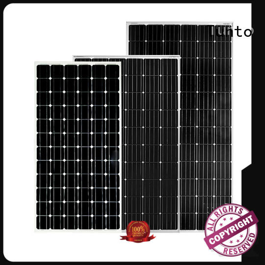 Tunto monocrystalline solar panel wholesale for farm