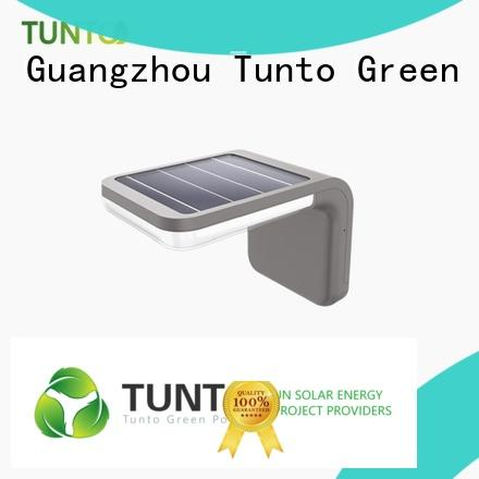 Tunto intelligent garden solar lights sale for outdoor