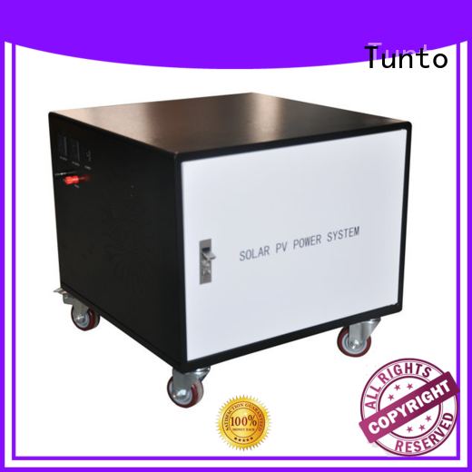Tunto 5kw best solar inverters from China for road