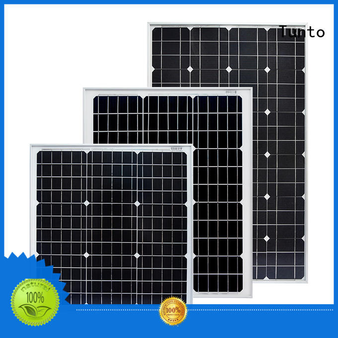 Tunto polycrystalline solar panel wholesale for farm