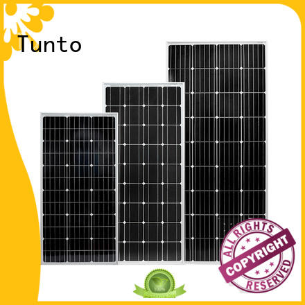 Tunto monocrystalline monocrystalline solar panel wholesale for farm