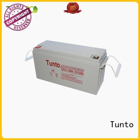 Tunto stable off grid power systems factory for solar street light
