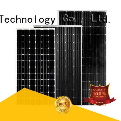 200w monocrystalline solar panel personalized for street lamp