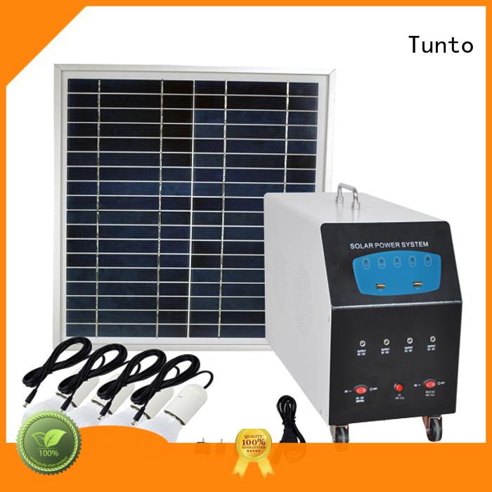 Solar power system S107a-120w