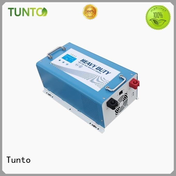 Tunto off grid solar inverter personalized for lights
