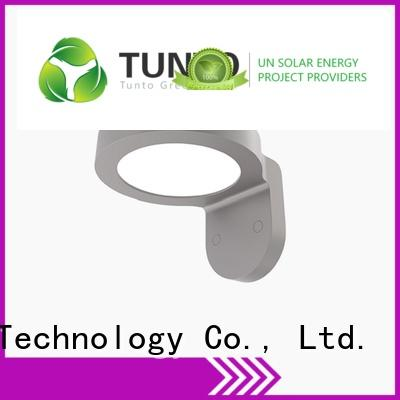 Tunto solar garden lamps design for outdoor